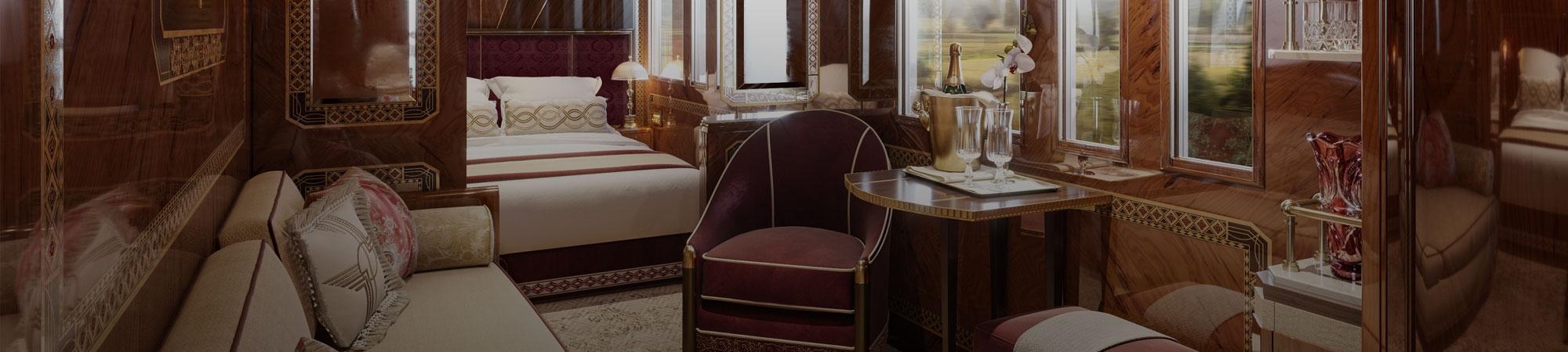 Three suites added to Belmond's Venice Simplon-Orient-Express