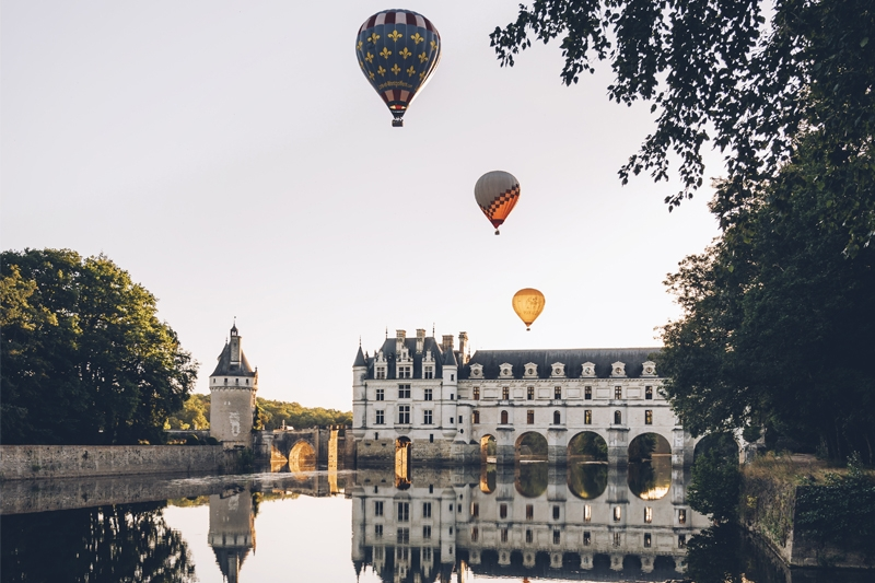 Champagne and Chateaux in France's Loire Valley