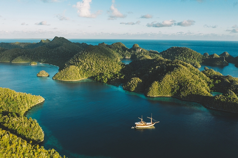 Top 10 luxury yacht charters for privacy, exclusivity and wide open space