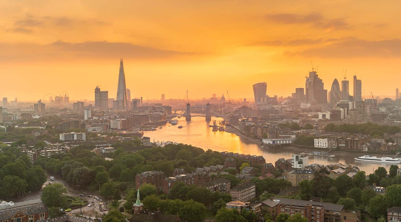 City Life: London