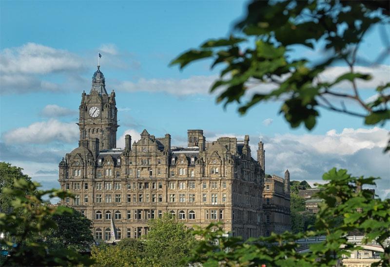 Review: The Balmoral, Edinburgh