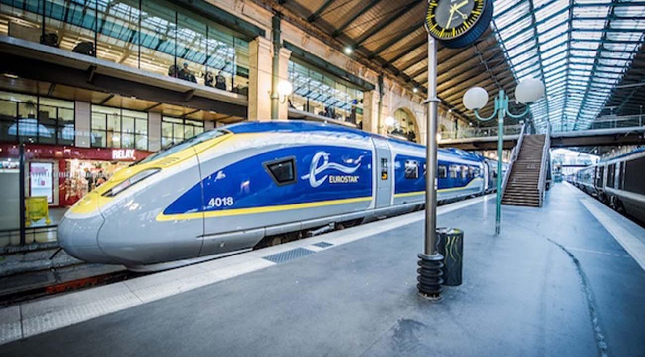 Eurostar hikes festive season capacity as demand rises