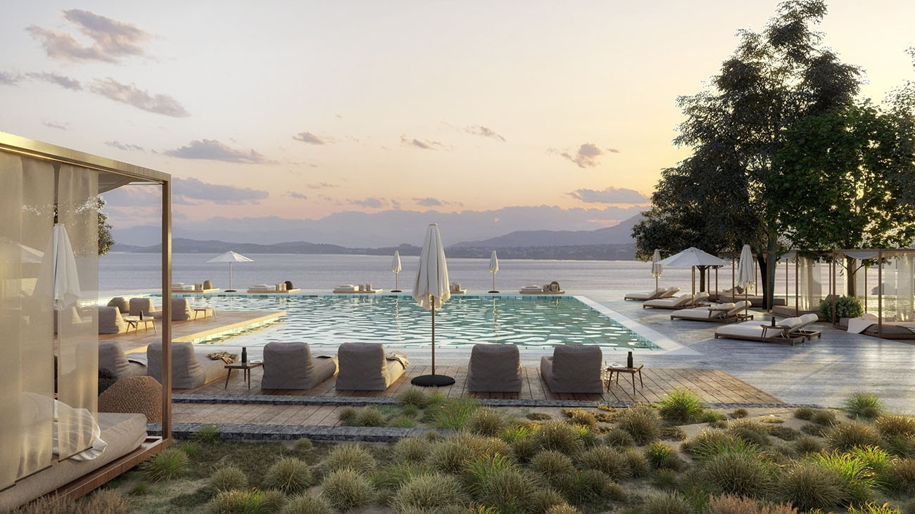 Domes Resorts opens second property in Corfu