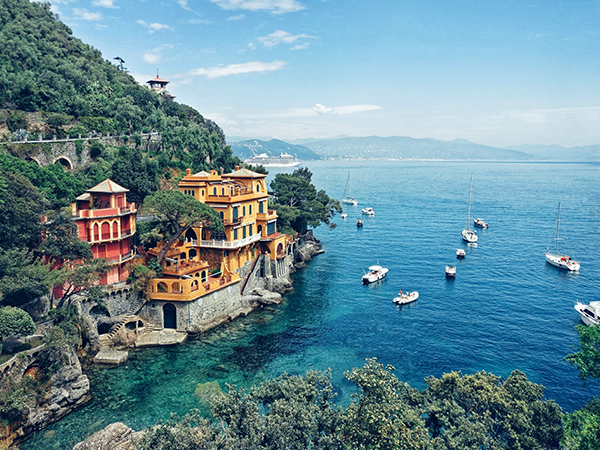 Mediterranean cruise: Exploring in style