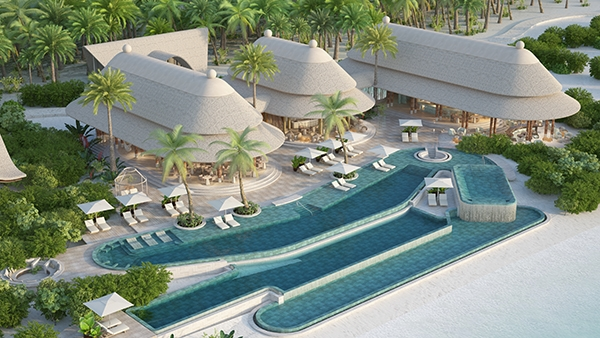 Joali Maldives adds sister island