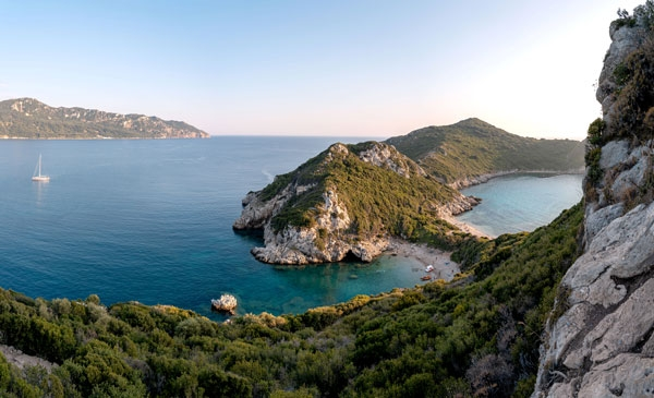 Explore the history and culture of Britain's favourite Greek island, Corfu