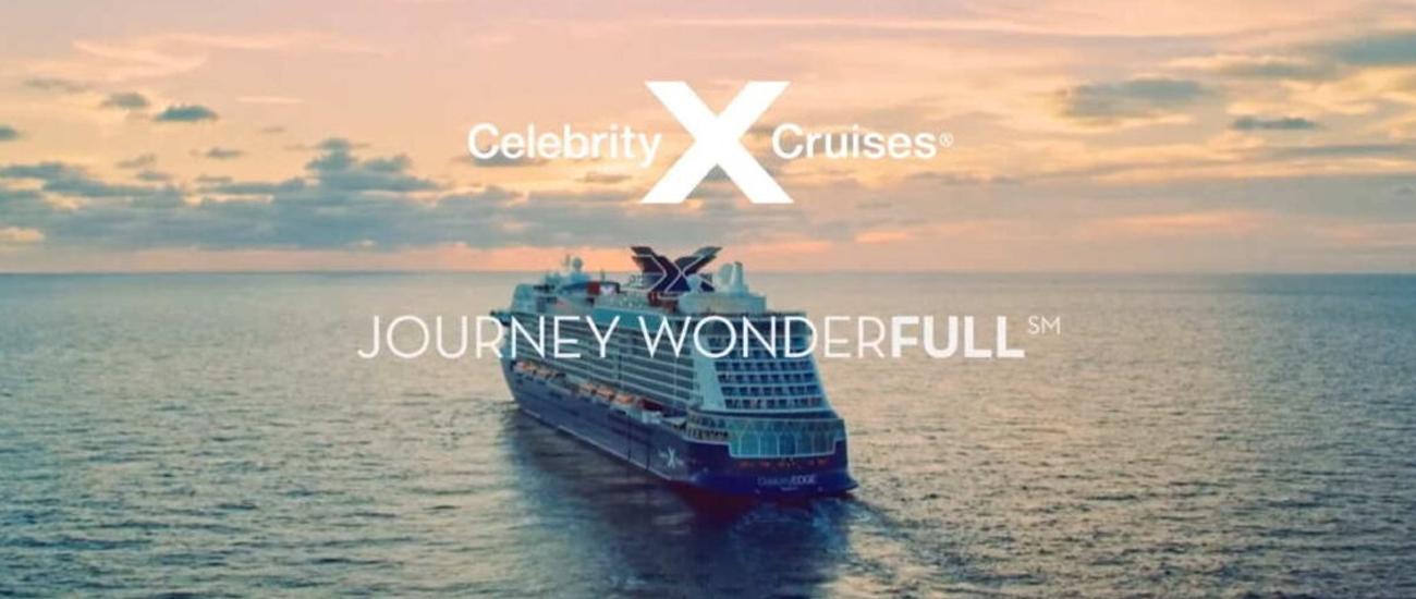 Celebrity Cruises to premiere new TV advert