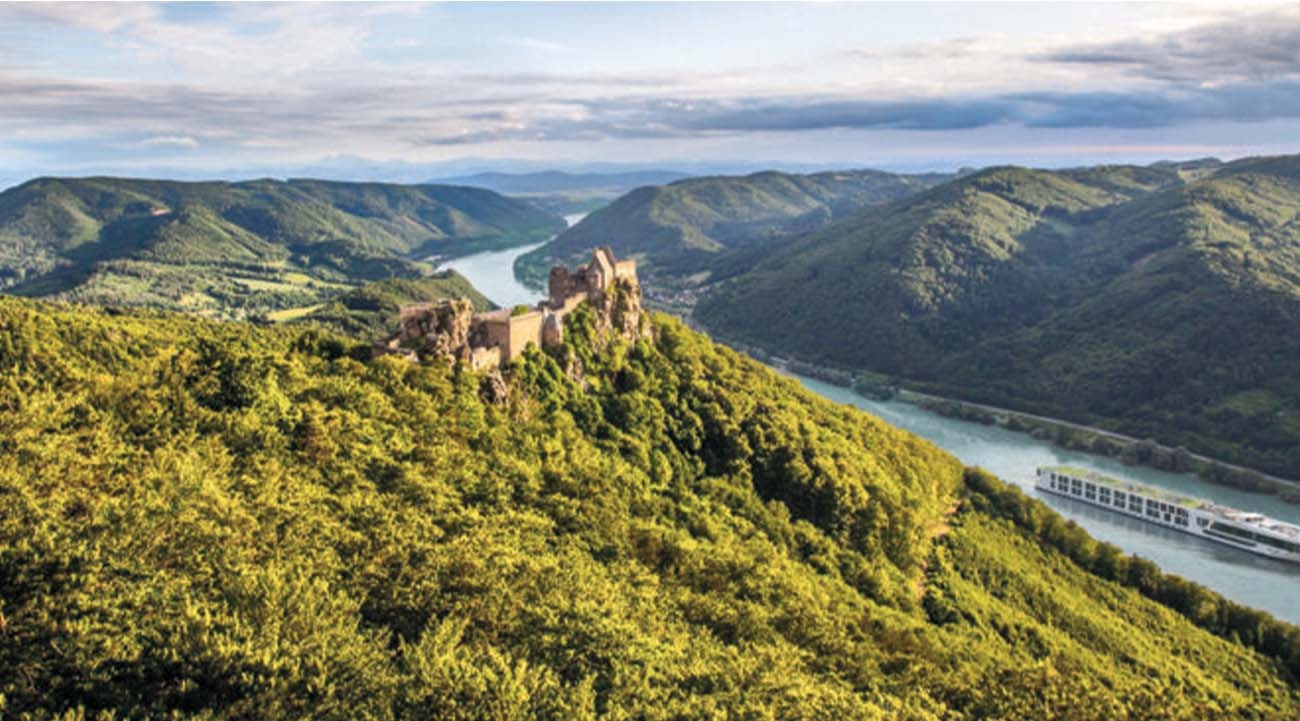 Scenic unveils new river cruise itinerary for 2023
