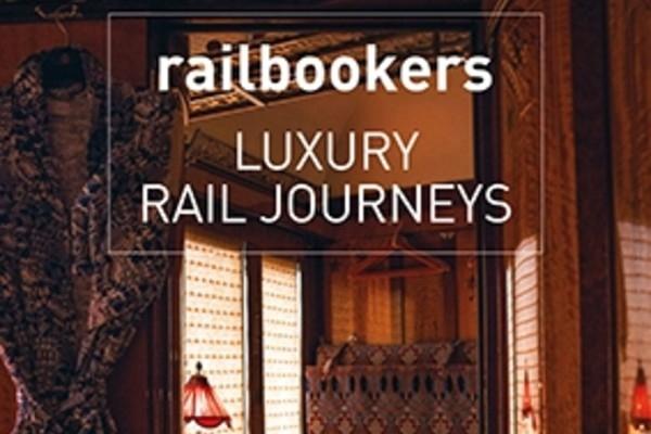 Railbookers launches Luxury Rail Journeys brochure