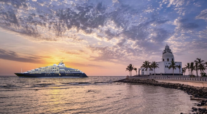 Scenic to host UK agents on Scenic Eclipse