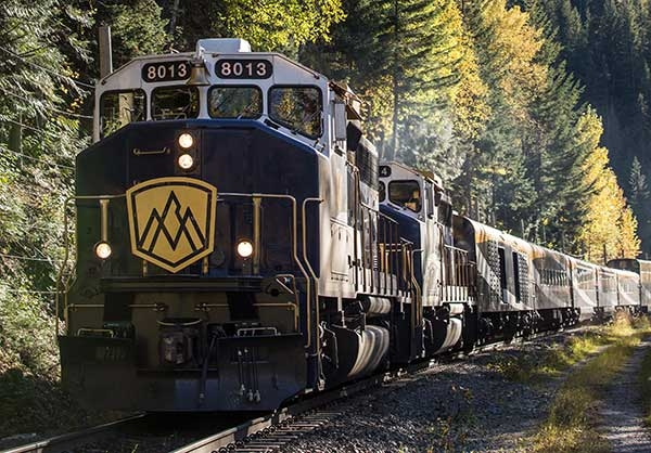 Rocky Mountaineer extends inaugural season of new US route