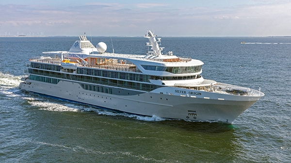 Silversea Cruises to resume sailing in the Galapagos Islands