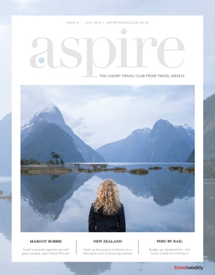 The relaunch of Aspire