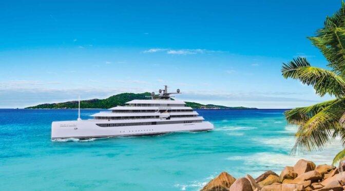 Emerald Cruises reveals second superyacht's 2023 sailings