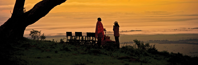 The wonders of the Masai Mara