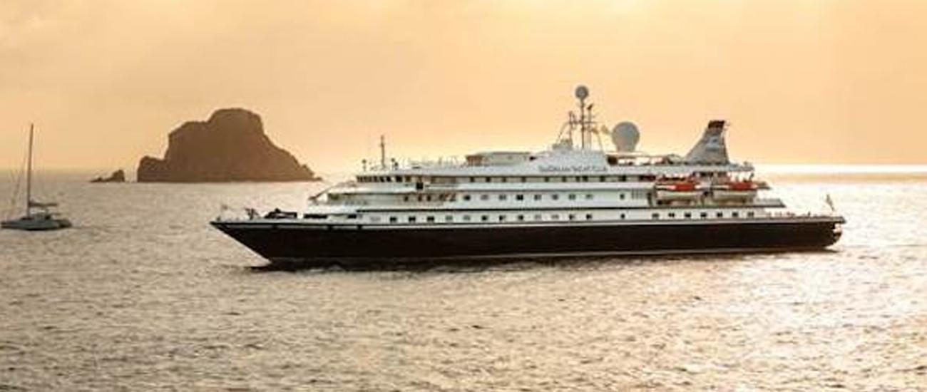 SeaDream ship 'first to return to Black Sea'