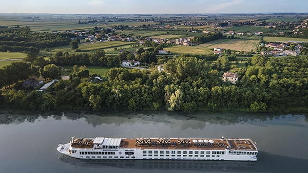 Uniworld announces its first Rivers of the World cruise