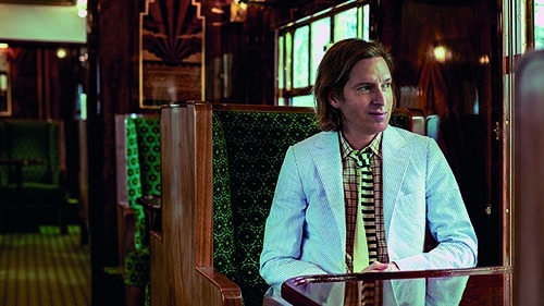 British Pullman carriage redesigned by film director Wes Anderson
