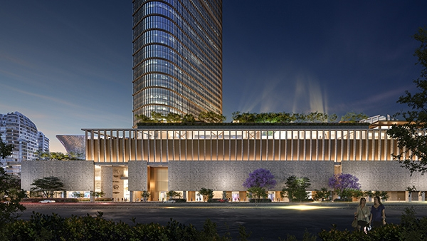 Rosewood Mexico City to open in 2024