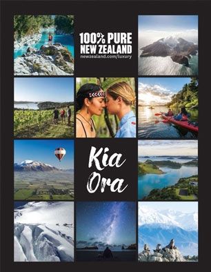 New Zealand: Kia Ora