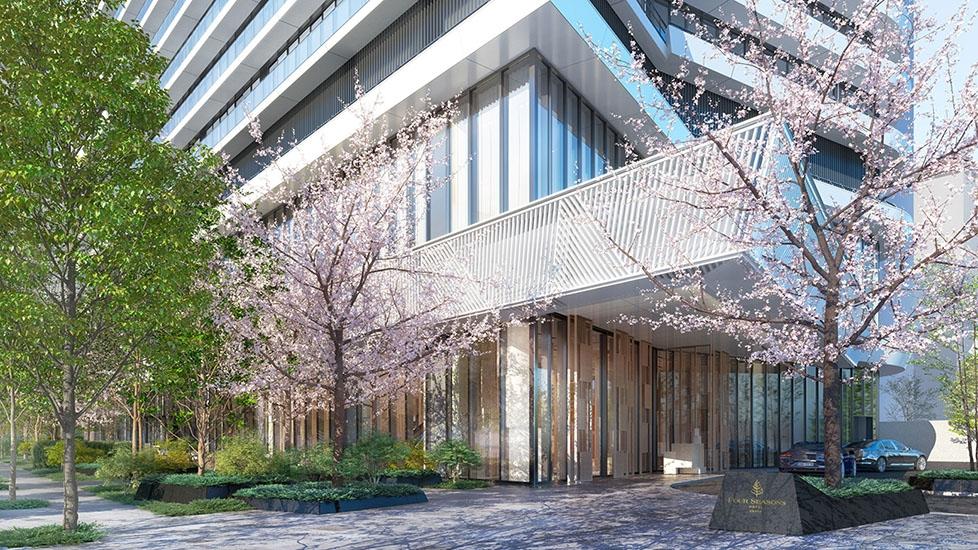 Four Seasons expands footprint in Japan