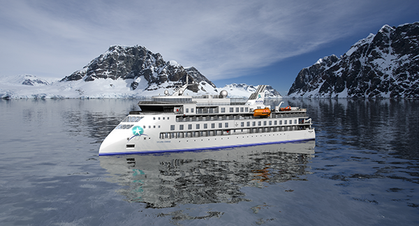 Aurora Expeditions unveils climate expedition in 2023