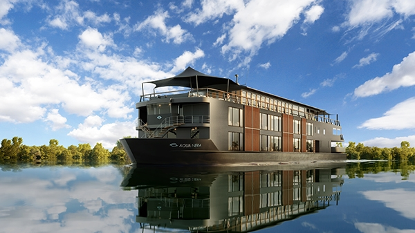 Aqua Expeditions' new river ship to launch this June