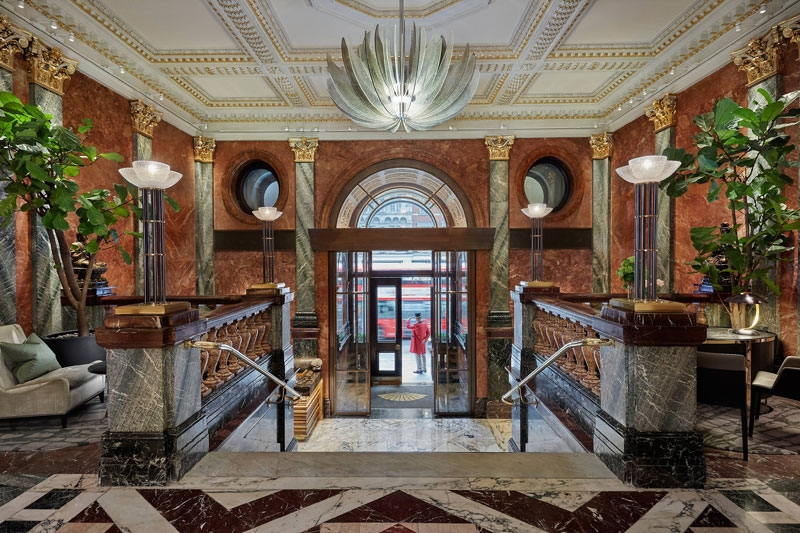 Review: Mandarin Oriental, Hyde Park, London
